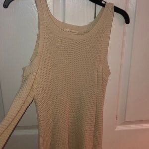L.A Hearts creme sweater
